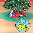 "Sorbco Floor Protector, 30"" Absorbent Mat for Christmas Trees and Large Houseplants"