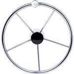 Destroyer Style Spoke Steering Wheel with Steering Knob