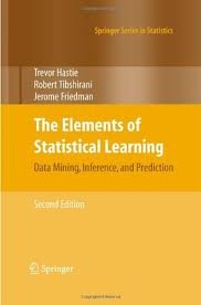 The Elements of Statistical Learning: Data Mining, Inference, and Prediction (Springer Series in Statistics) 2nd ed. 2009. Corr. 3rd printing 5th Printing. edition