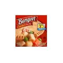 Conagra Banquet Chicken Pot Pie, 7 Ounce - 24 per case.