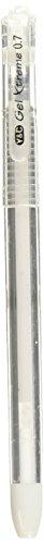 Y&C YASGX101.W Gel Xtreme Pen Pastel, 0.7mm, White