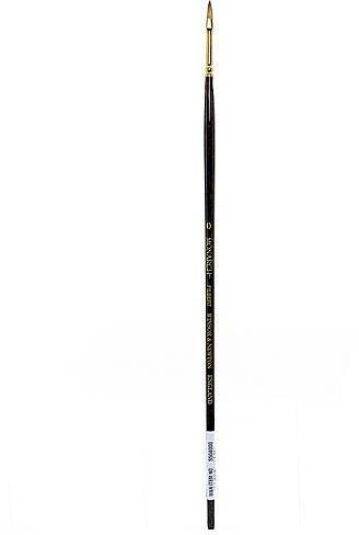 Monarch Filbert Long Handle - Winsor & Newton Monarch Brushes (Size: 0) - Filbert (Long Handle) 1 pcs sku# 1841973MA