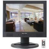Securityman Professional 15-Inch LCD CCTV Monitor with Speaker (SM-1580)