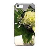 Personality customization Fashionable Scratch-free Phone Cases For iphone 6 4.7 inch- - Yellow Flowers Vase For My Friend Anne At li cases (Adam Vase)