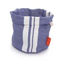 Jean Vier Bread Basket White & Blue