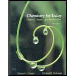 Chemistry for Today : General, Organic, and Biochemistry (With InfoTrac), Seager, Spencer L. and Slabaugh, Michael R., 0534422551