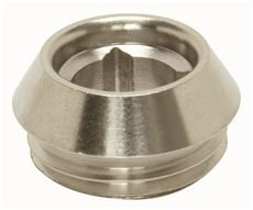 PROPLUS GIDDS-163222 Faucet Seat For Price Pfister, Stainless Steel
