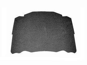 Mercedes w124 (late) engine hood heat insulation Liner Pad OEM e-class lid foam sound noise absorber absorbtion padding