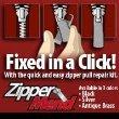 ZipperMend Silver