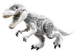 LEGO Jurassic World Indominus Rex Figure -  lego®