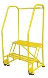 product image for Cotterman 2TR18A3E10B8C2P6 - Tilt and Roll Ldr Steel 50In. H. Yellow