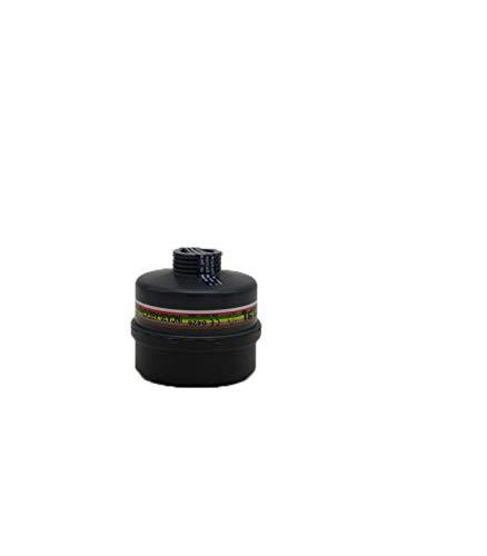 Filtro m/áscara de Gases Profesional Polivalente ABEK2HgP3R Rosca conexi/ón universal EN:148-1