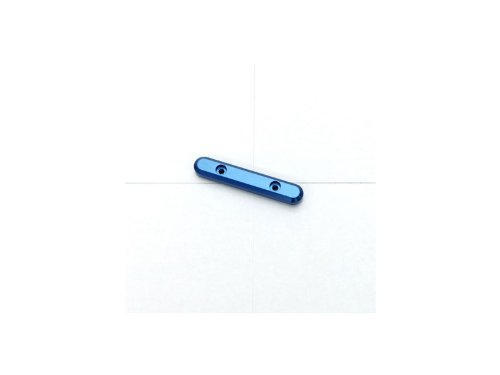 ST Racing Concepts STC9665B Aluminum Front Hinge-Pin Brace for The Team SC10, B4 and T4 (Blau)