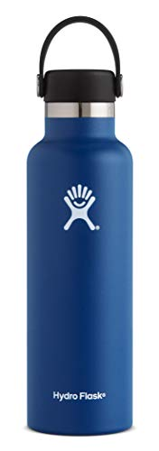 96809 Mouth 21 oz. Standard Water Bottle, 621 ml, Cobalt ()