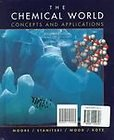 The Chemical World, Kotz, John C., 003094659X