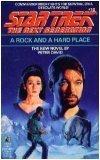A Rock and a Hard Place, Peter A. David, 0671693646