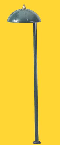 Corona CL-711-BK -Low Voltage/ 12V Path Light Aluminum Cobra Head, Black