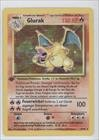 Pokemon Charizard Pokemon TCG Card 1999 Pokemon Base Set Booster Pack [Base] German 1st Edition #4
