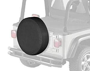 Bestop 61035-15 Bestop Tire Cover 35'' x 14'' Spare Tire Cover Tire Cover 35'' x 14''