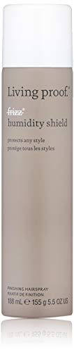Living proof No Frizz Humidity Shield Finishing Hairspray, 5.5 oz