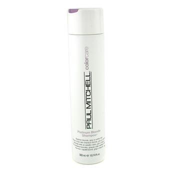 Platinum Blonde Shampoo ( Brighten Blonde, Gray or White Hair ) - Paul Mitchell - Color Care - 300ml/10.14oz