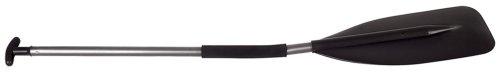 Carlisle Trekker Bent Shaft Aluminum Canoe Paddle (Black, 50-Inch), Outdoor Stuffs