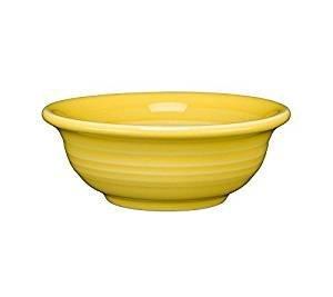 Homer Laughlin 320-1489 Fruit/Salsa Bowl Sunflower