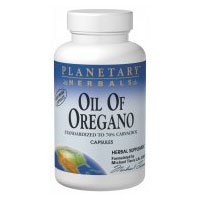Oil of Oregano, 1 fl Oz by Planetary Herbals (Pack of 3) by Planetary Herbals