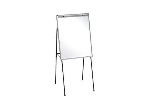 Quartet Dry-Erase Steel Easel, Dual-Purpose Writing Board/Flipchart (81E) by Quartet
