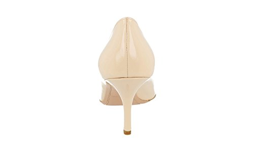 Leather 3K5214 Prada Court Pumps Shoes Women's w4w5vqE8