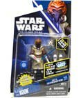 Star Wars, The Clone Wars 2011 Series Action Figure, Plo Kloon #CW53 (Cold Weather Gear), 3.75 Inches -