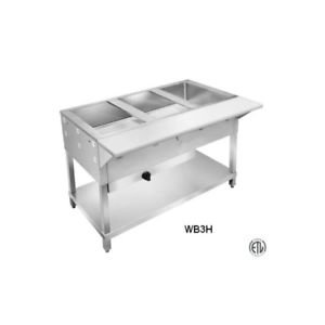 5 Well Gas Steam Table - Gas Steam Table 5 Wells