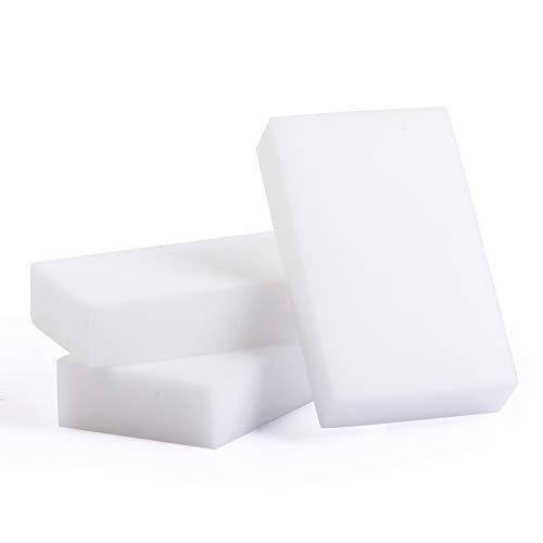 - Magic Eraser Melamine Foam Sponge All Purpose Multi Surface Eco Green Cleaner for Whiteboard, Kitchen, Tile, Walls, Soap Scum, Bathroom, Shoes, Floor (20 pcs bulk pack)