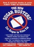 The New Sugar Busters: Cut Sugar to Trim Fat