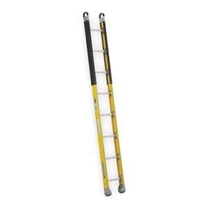 8 Ft.H Manhole Ladder Fiberglass