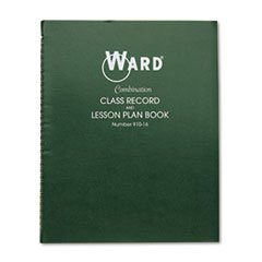 HUB91016 - Ward Combination Record amp;amp; Plan Book