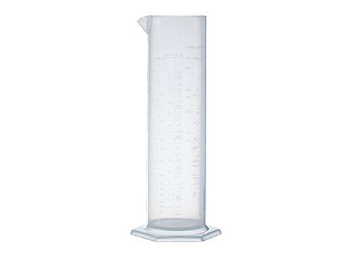 (500 ml Plastic Graduated Cylinder (Pack of 2))