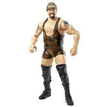 "WWE Elite Collection Wrestlemania XXVIII ""Big Show"" 6 Inch Action Figure With Ricardo Rodriguez Build-A-Figure Piece"