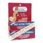 The B-Total Solution - Sublingual B Vitamins - Twin Pak by Nutraceutical Solutions