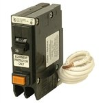 Cutler Hammer GFEP120 1 Pole Circuit Breaker 20 amp with Ground Fault Equipment Protection br series for br style panel