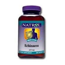 Natrol Echinacea Goldenseal, 90 capsules