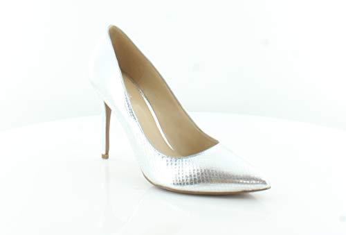 Michael Kors Claire Pump Women's Heels Metallic Embossed Size 9 M