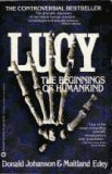 Lucy, the Beginnings of Humankind, Johanson, Donald C. and Edey, Maitland A., 0446370363