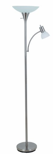 Catalina 17539-000 70.7-Inch Mother and Son Torchiere Floor