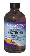 Planetary Herbals Full Spectrum Hawthorn Liquid Extract Supplement, 1 Fluid Ounce by Planetary - Full Hawthorn Spectrum Extract