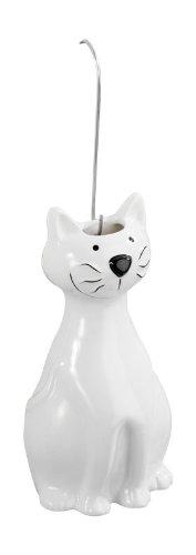 Wenko 52613100 Saturateur A Suspendre Ceramique Chat Amazon Fr
