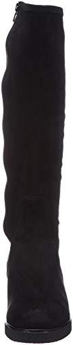 Bottes Black Noir Hautes black Darek Unisa Femme f18 st BqHn7t