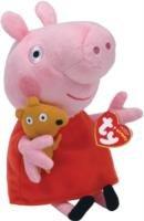 """Peppa Pig with teddie - 6"""""""