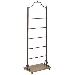 Bronze Ladder Floor Display by Retail Resource