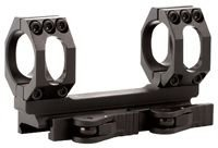 American Defense AD-RECON-S 1 STD Riflescope Optic Mount, Black by American Defense Mfg.